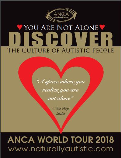 ANHCA World Tour poster 1