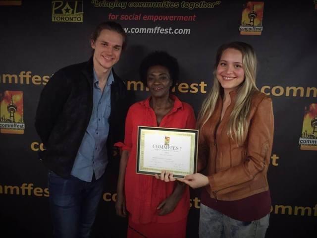 Commffest film festival award