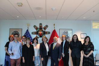 USA Consul General photo