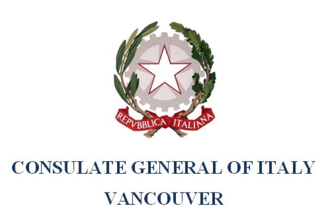 Italy consul general logo