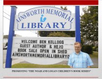 Benjamin Kellogg Open Mic 6