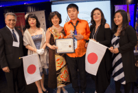 2017 INAP AWARDS Group photos 15
