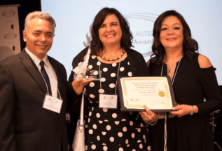 2017 INAP AWARDS Group photos 19