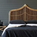 Ogee Bedhead Natural Naturally Cane Rattan And Wicker Furniture