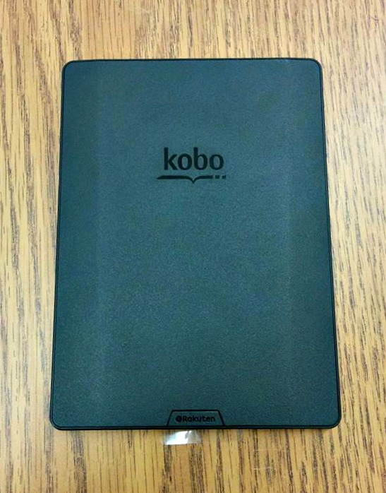 how to change my email on my kobo