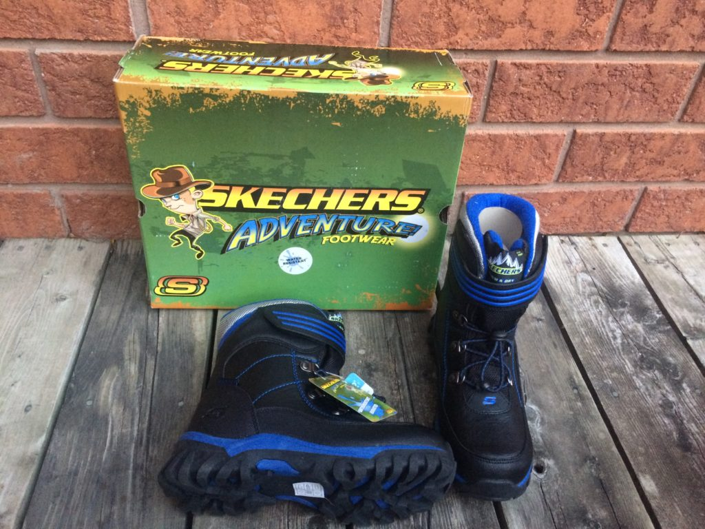 Comfort and Warmth During the Holidays with Skechers
