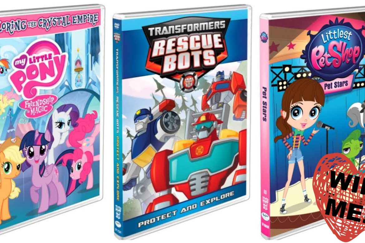 Rescue Bots Archives - Naturally Cracked