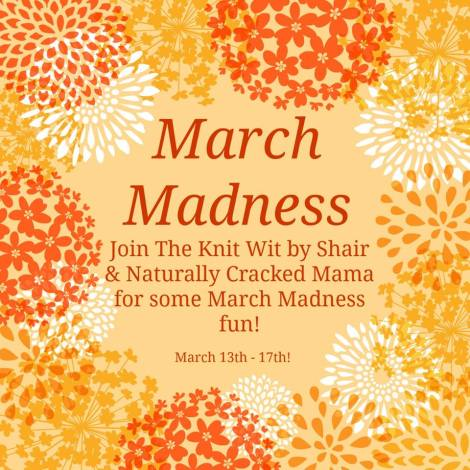 March madness - Crayola
