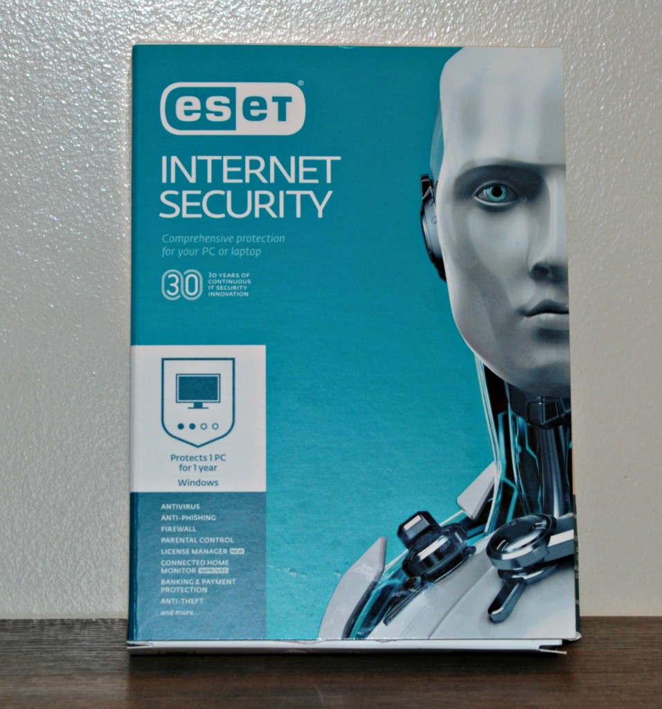 ESET Internet Security - Keeping my Computer Safe