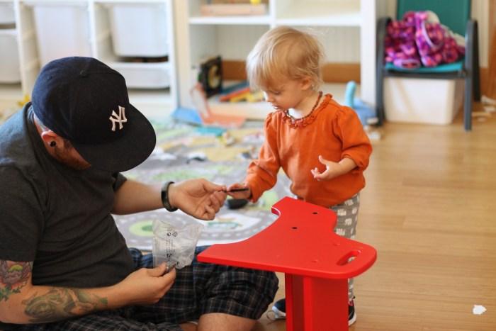 Daddy's Lil Helper- Edith Oct 2013 - 1
