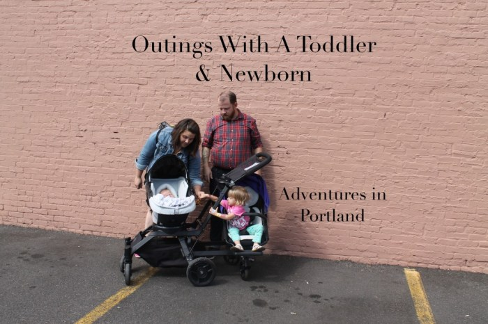 ORBIT: outing with a toddler