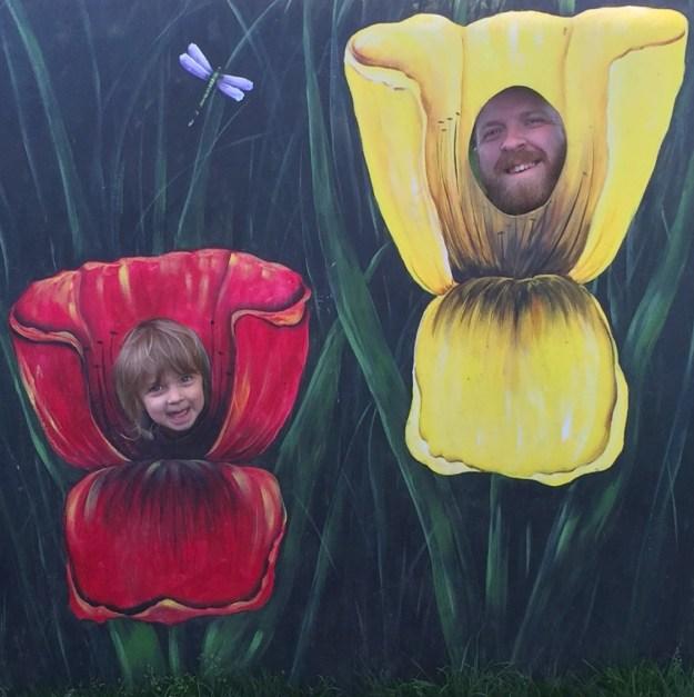 March 2015 - Tulip Fest - My little tulips