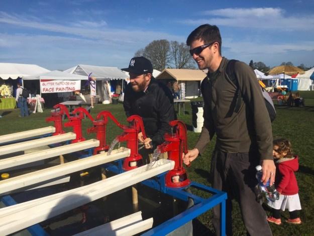 March 2015 - Tulip Fest - duck race