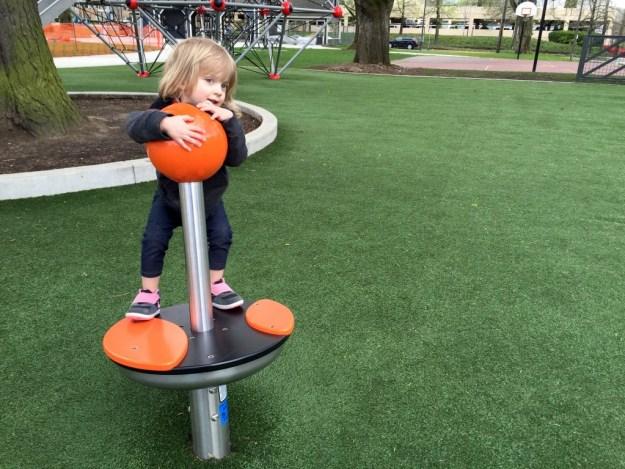 Portland Area Parks - Dawson Park - Edith Turn