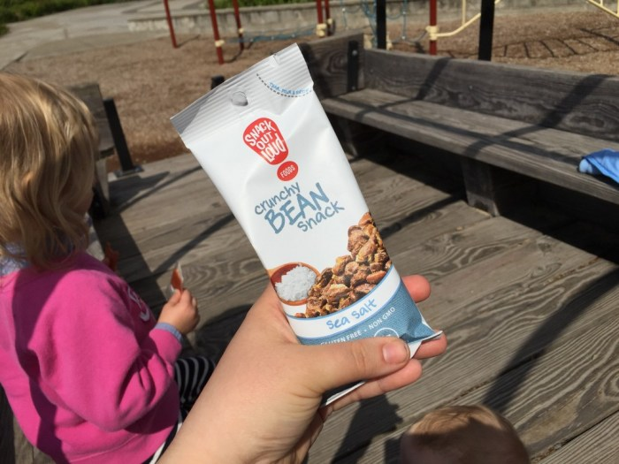 Snack Date - Snack Out Loud Foods Crunchy Bean
