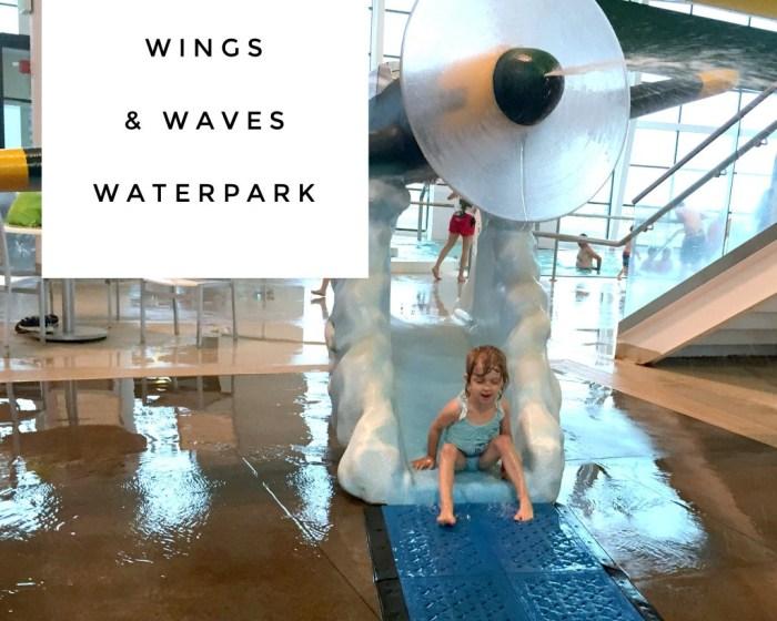 wings & waves