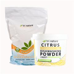 Tri Nature Citrus Dishwasher Powder
