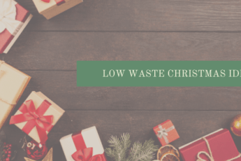 low waste christmas