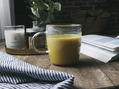 Golden milk : la boisson anti-inflammatoire par excellence.