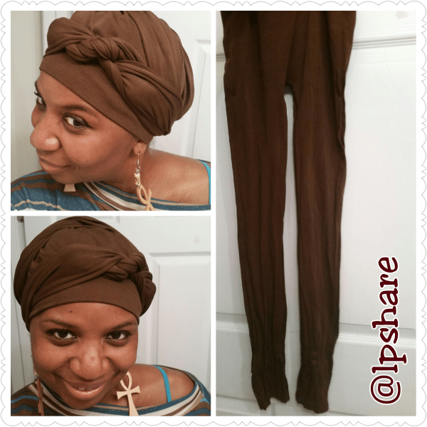 Head Wrap for Hair Naturally LP Share