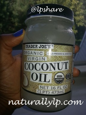 Organic Extra Virgin Cold Pressed Unrefined Coconut Oil