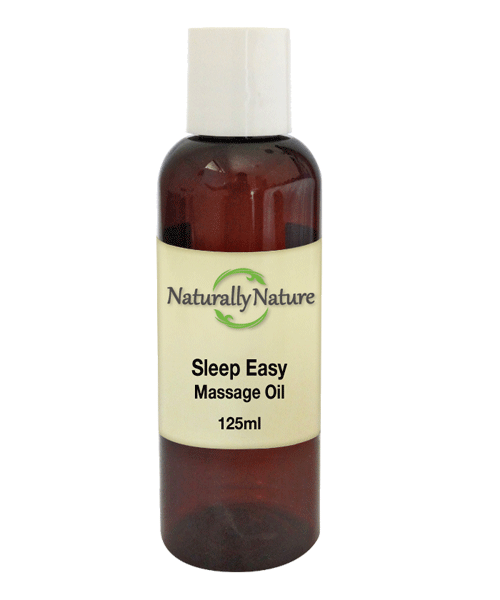 Sleep Easy Massage Oil Blend