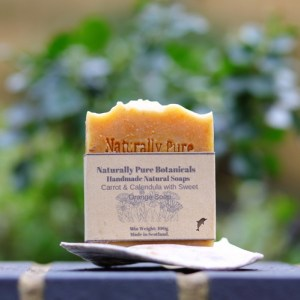 Carrot-Calendula-with-Sweet-Orange-soap-photo-