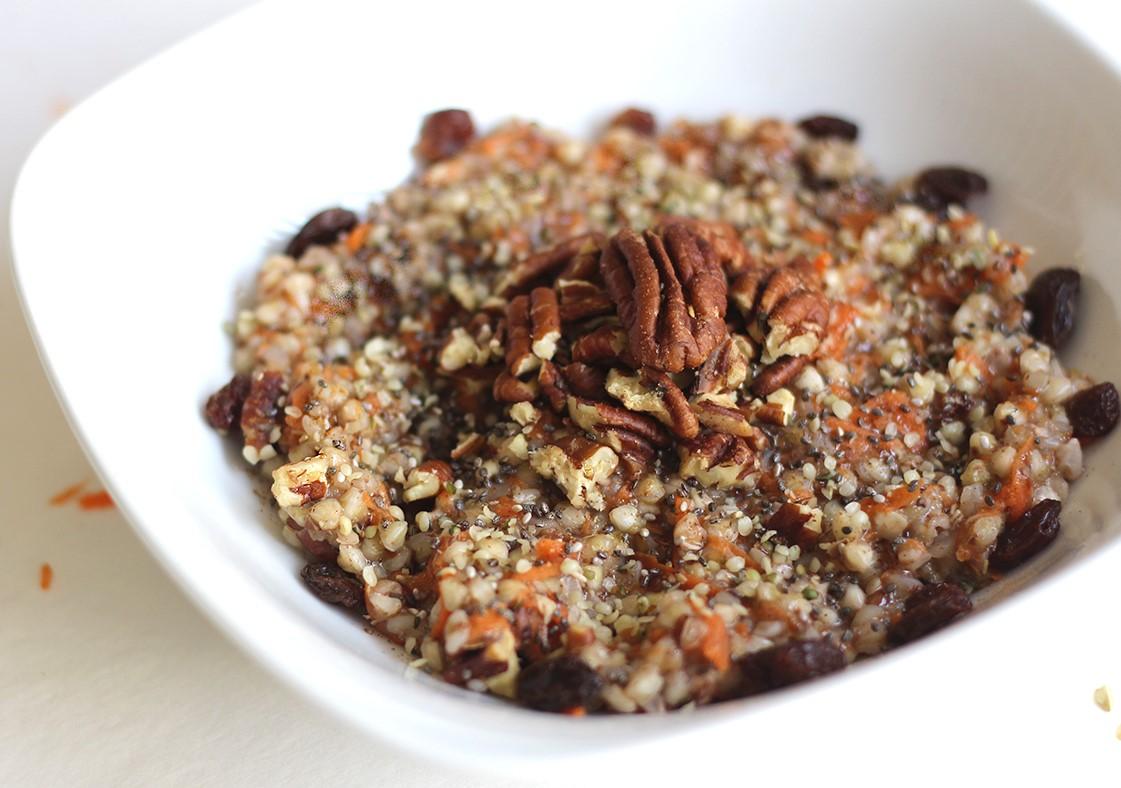 how to eat buckwheat groats