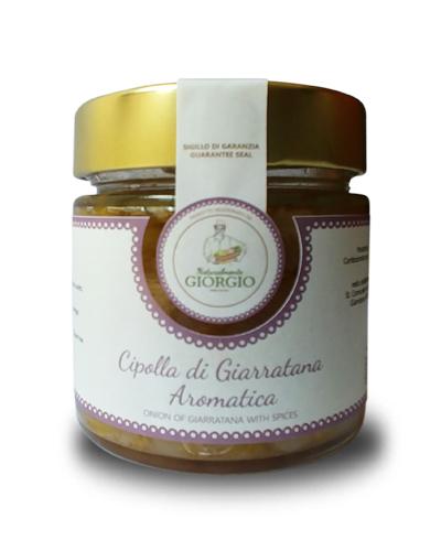 Cipolla Giarratana Aromatica
