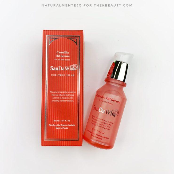 Camellia Oil Serum SanDaWha