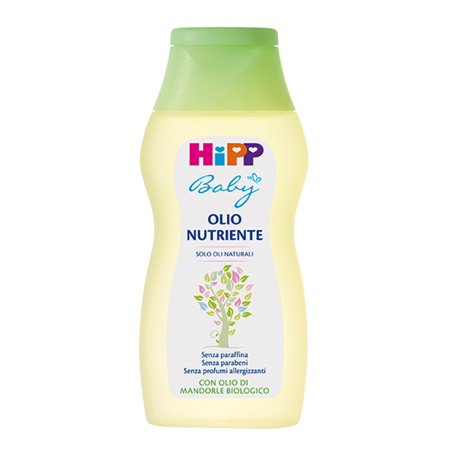 olio nutriente hipp baby