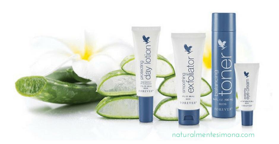 Targeted Skincare: la nuova linea viso con Aloe e estratti naturali | Naturalmente