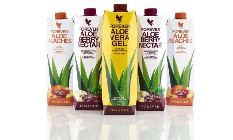 La nuova Aloe Vera Gel di Forever Living | Naturalmente