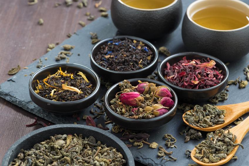 i colori del te by naturalmia