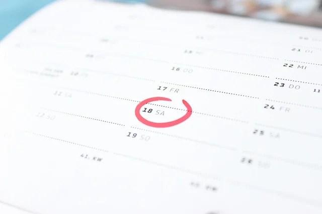 regularny i nieregularny cykl miesiączkowy kobiety