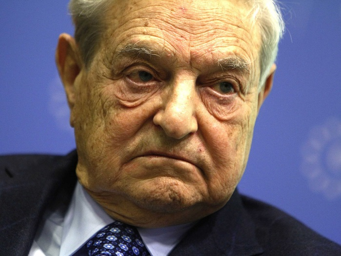 Image: Two of the world's most evil people – Bill Gates and George Soros – behind Facebook's news censorship agenda