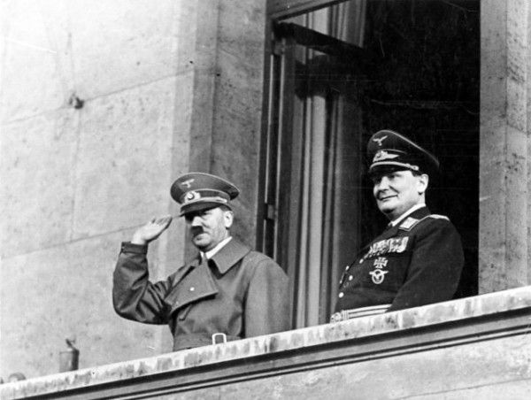 Image: In the 1930s, Adolf Hitler arrested and executed 'fake news' journalists who rightfully claimed that Jews were being exterminated