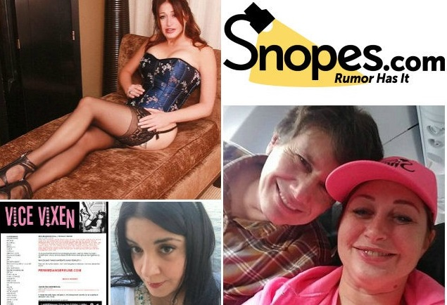 Image: 'Fact checker' for Facebook exposed as alleged embezzler who reportedly spent tens of thousands of company dollars on prostitutes
