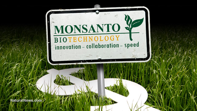 Image: Monsanto funneled money to front groups to attack anti-GMO activists like the Health Ranger, court documents reveal