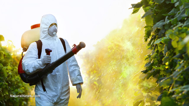Pesticides are deadly
