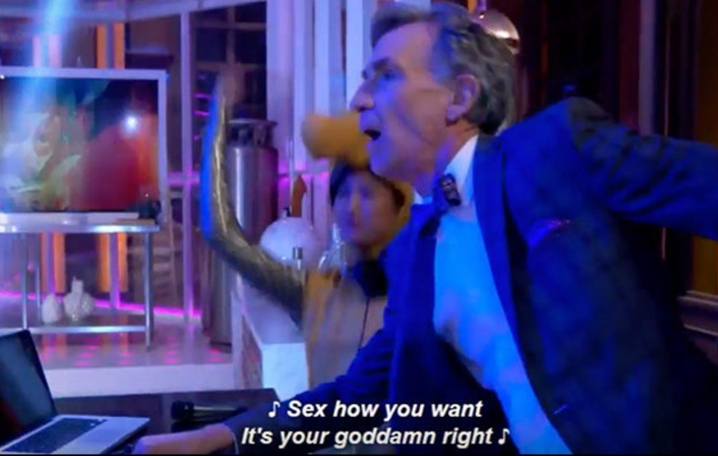 "Image: Bill Nye goes FULL LUNATIC with vulgar transgender music video singing about ""moist vagina"" and how transgenderism is ""evolution"""