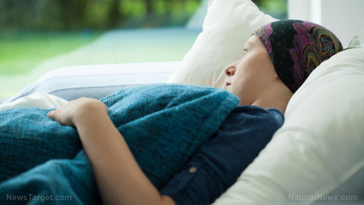 圖像:化療警告作為研究發現它實際上是整個身體的癌症,幾乎總是殺死病人
