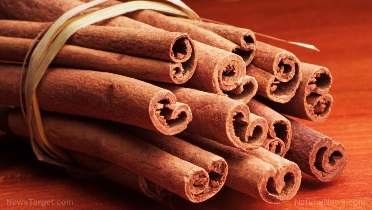 Image: 10 Surprising health benefits of cinnamon