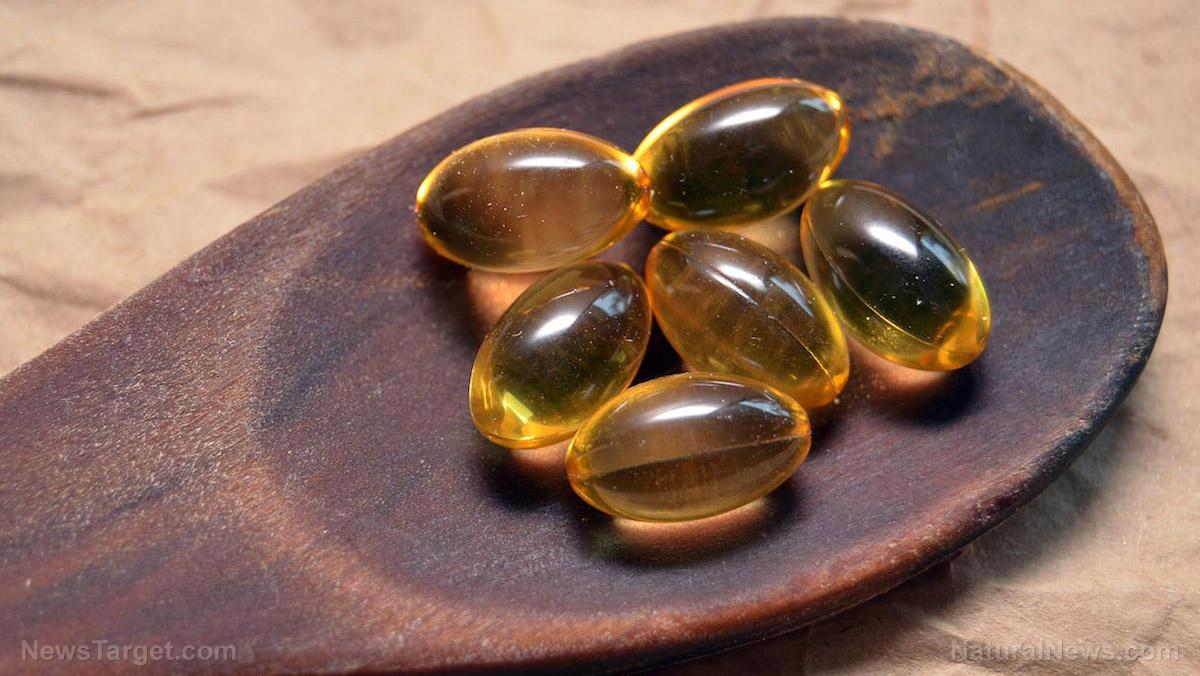 圖像:懷孕期間的魚油補充發現可以減少後代的糖尿病風險