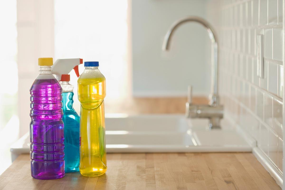 圖像:被發現在男性發生嚴重疾病的常見家庭用品中發現的化學物質