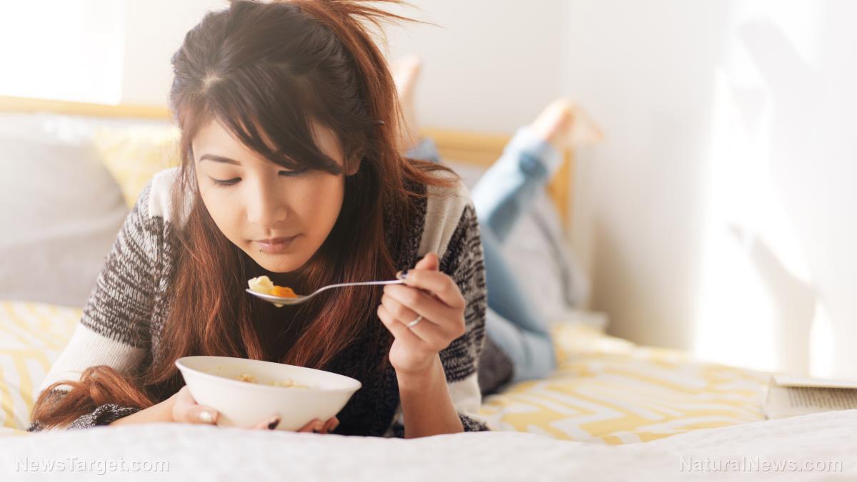 形象:長壽的秘訣可能就像吃少糖一樣簡單