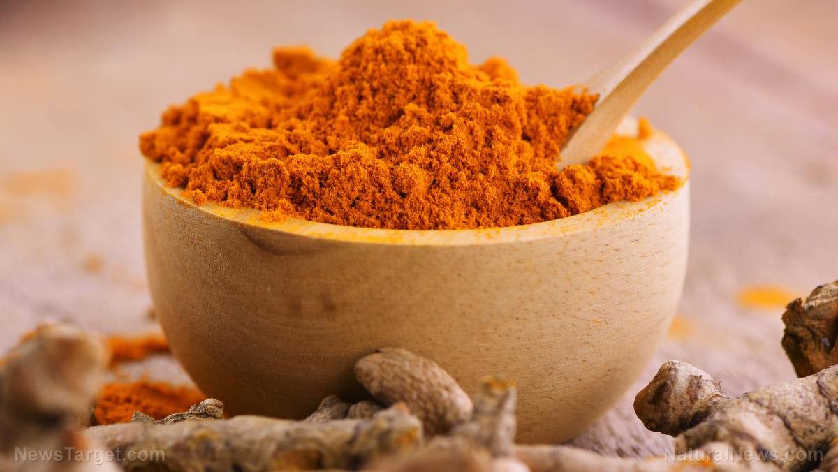 圖像:新科學證實每天吃薑黃每天都會逆轉癌症