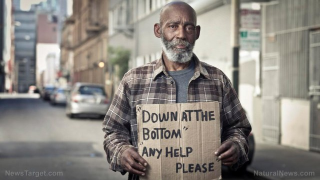 Homeless Man Cardboard Sign Beg Help - The Science Agenda to Exterminate Blacks: Natural News to expose the shocking true history of science and medicine on November 7… see video trailer