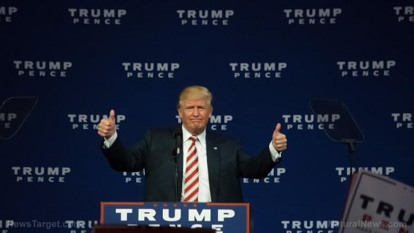 Trump prepares to NUKE Big Pharma's high drug prices ...