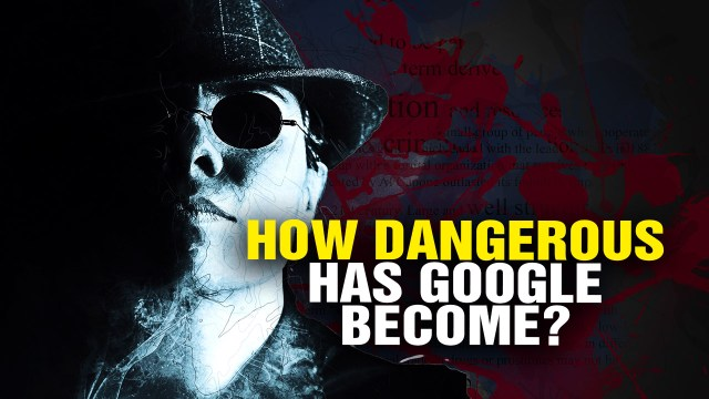 Image: For America to survive, Google must be defeated